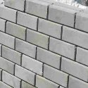 Rectangular Gray Construction Fly Ash Brick, For Side Walls, Size: 230 X 110 X 75 Mm