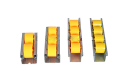 Aluminum Conveyor Roller Track