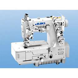 High Speed Flat Bed Top and Bottom Coverstitch Machine