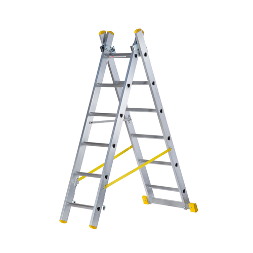 Silver Metal Ladder, Rs 200 /feet Climb On Engineering   ID: 9845240773