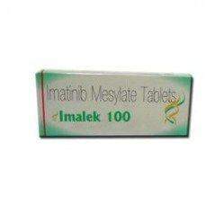 Imalek Imatinib 100 mg Tablets