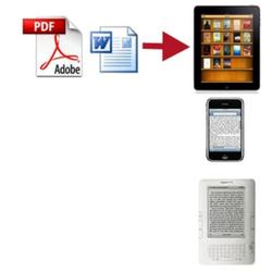 Epub and Mobi Conversion Services