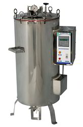 Portable Vertical Autoclave