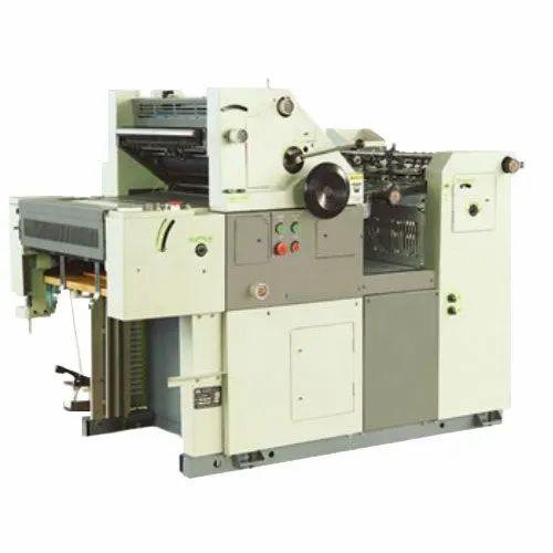 Non Woven Fabric Bag Printing Machine