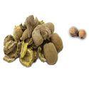 Golden Yellow Dry Baheda Crush - Vibhitaki Crush - Terminalia Bellirica