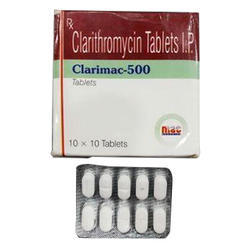 Clarithromycin Tablets IP