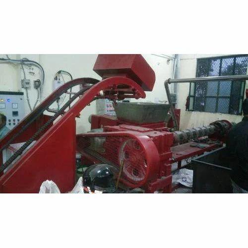 Dispersion Kneader Extruder Rubber Dana Plant