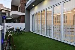 Aluminium Bi-Folding Door, Profile Thickness: 1.6 - 1.8 mm