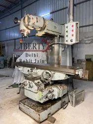 Tiger Vertical Universal Milling Machine