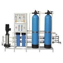 500 LPH Reverse Osmosis Systems (FRP)
