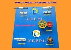 Model of Kinematic Pair