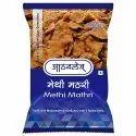 Crunchy Methi Mathri, Packaging Type: Packet, Packaging Size: 200 Grams