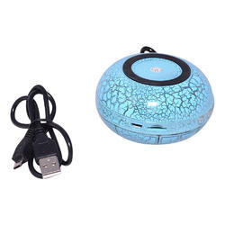 Zydeco A8 Bluetooth Speaker (Blue)