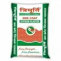 Trimurti One Coat Gypsum Plaster, Packaging Type: Pp Bag, Packaging Size: 25 Kg
