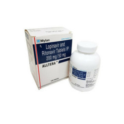 Alltera Lopinavir And Ritonavir Tablets