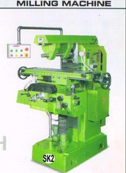 Ran Turret  Milling Machine