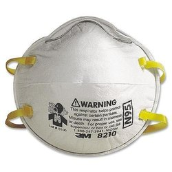 3M German Particulate Respirator 8210 N95  Mask
