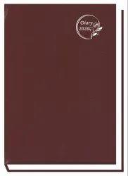Flora Duke Diary Deluxe A26
