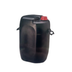 Unity 50 L Black HDPE Can, For Chemical