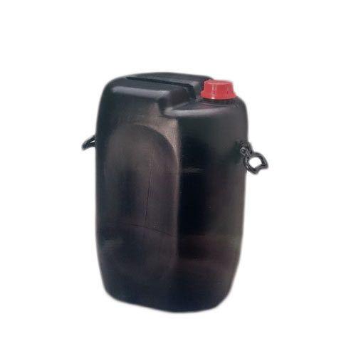 50 L Black HDPE Can
