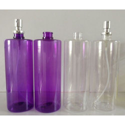 251 Ml Cylindrical PET Body Mist Bottle