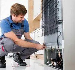 Top Freezer Fridge lg refrigeration repair services visakhapatnam, Home/Residence, Capacity: 200 to 400 L