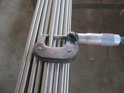 Titanium Ti6Al7Nb Rod