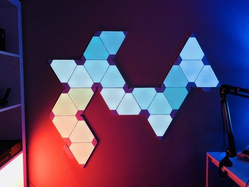 newest collection 5bfd4 27fce Aurora Nanoleaf Smart Led Light Panels