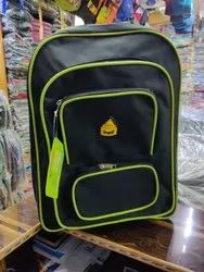 Black and Green School Bag