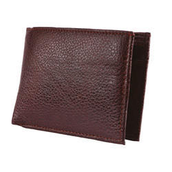 Leather NDM Gents Wallet