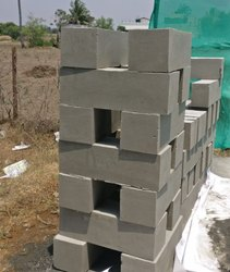 MCB Solid CLC - Light Weight Concrete Block 600 x 200 x 200 mm