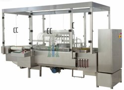 High Speed Vertical Ampoule Filling And Sealing Machine