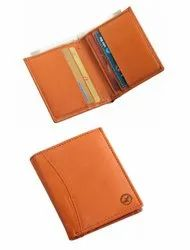 Genuine leather Rfid protected card holder