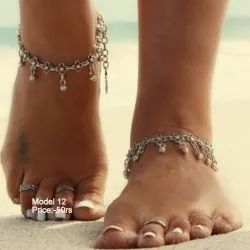 Alloy Traditional Fashion Beads Anklet