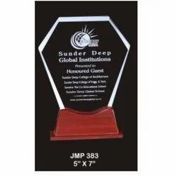 JMP 383 Award Trophy