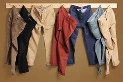 Men Cotton Chinos