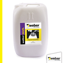 Wine Red Weber Mixil Integral Waterproofing Additive