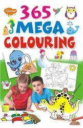 365 Mega Coloring Book