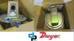 Dwyer 1626-20 Series 1620 Single and Dual Pressure Switch Range 8.0-24 w.c
