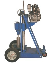 core cutting core drilling machine petrol