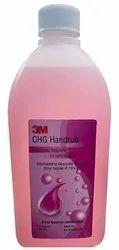 3M CHG Handrub Antiseptic Solution