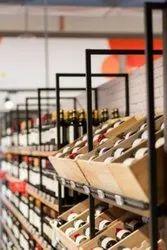 Wine Display Racks