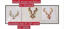god decoration Small Stone Necklace