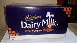Cadbury Dairy Milk Roaster Almonds Chocolate
