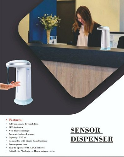 Automatic Sanitizer Dispenser 350ml