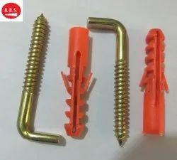 L Type Heater Screw