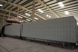 AAC Lightweight Bricks Production Line