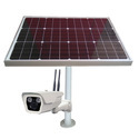 Solar and Battery Power Wifi Camera