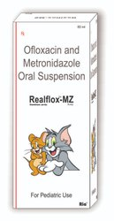 OFLOXACIN AND METRONIDALZOLE ORAL SUSPENSION