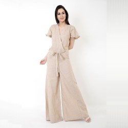 New Women Catarina Cotton Jumpsuit